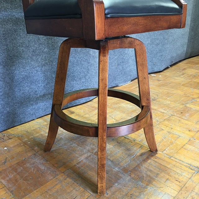 Kingston Barstool by Hillsdale Furniture - Pair - Image 6 of 9