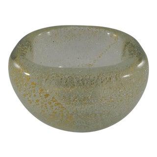 Vintage Italian Murano Venini Carlo Scarpa Bowl For Sale