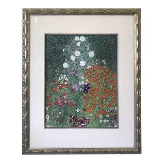 Custom Framed Print by Gustav Klimt For Sale