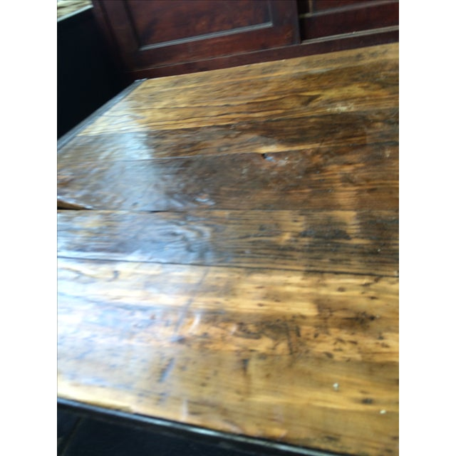 Industrial Pallet Table - Image 6 of 7