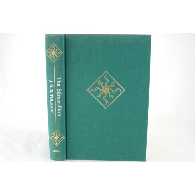 The Silmarillion by J.R.R. Tolkien, 1st Ed. - Image 3 of 6