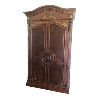 Ej Victor French Armoire For Sale