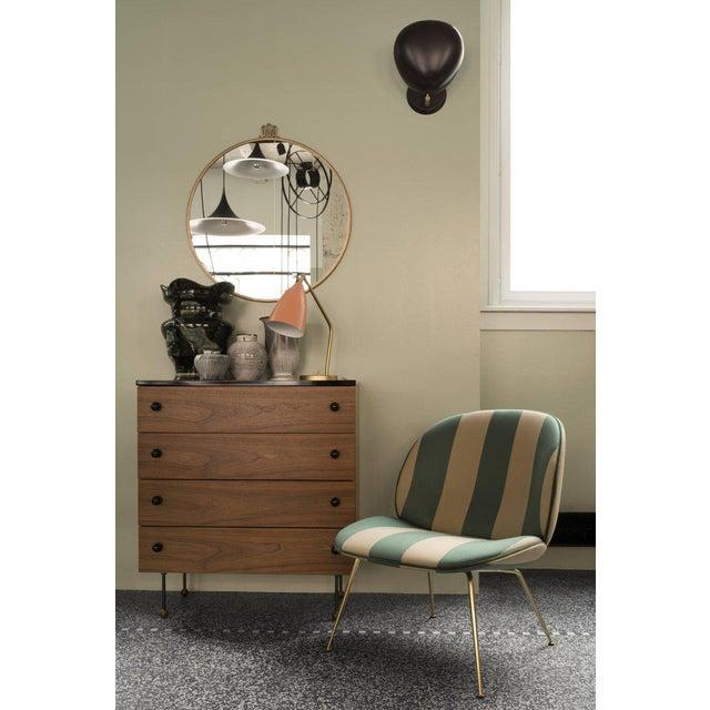 Mid-Century Modern Greta Magnusson Grossman 'Grasshopper' Table Lamp in Light Gray For Sale - Image 3 of 11