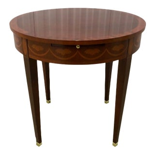 Baker Furniture Chippendale Accent Table For Sale