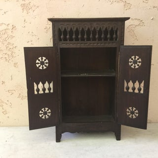 1920 Vintage French Miniature Brittany Armoire Preview