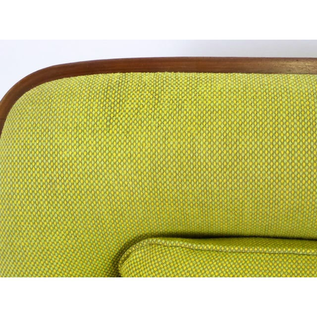1970s Vintage Bill Stephens For Knoll International Club Lounge Chair For Sale - Image 9 of 12