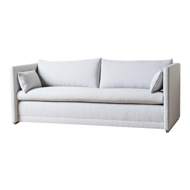 EJ Victor Modern Upholstered Sunday Sofa For Sale