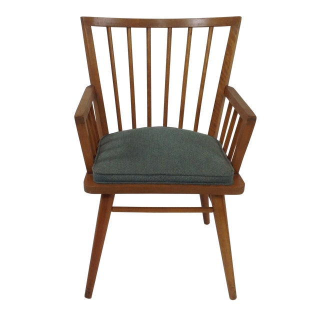 Mid-Century Modern Arm Chair - Image 1 of 7