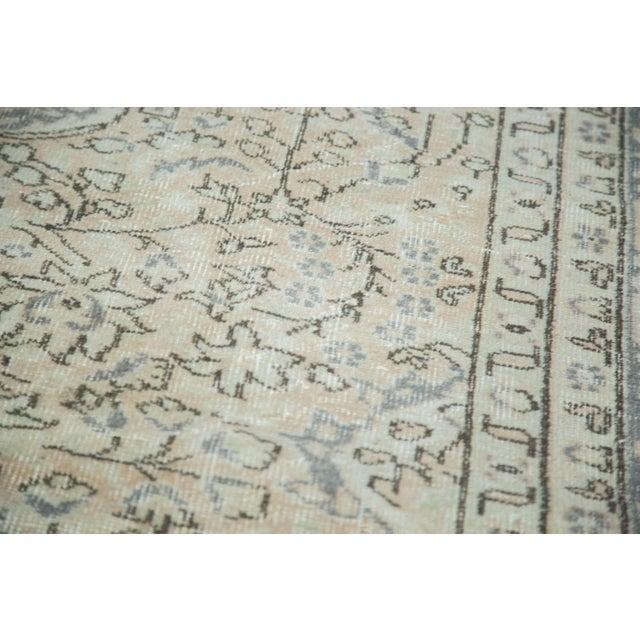 "Distressed Oushak Carpet - 9'4"" X 12'2"" - Image 7 of 10"