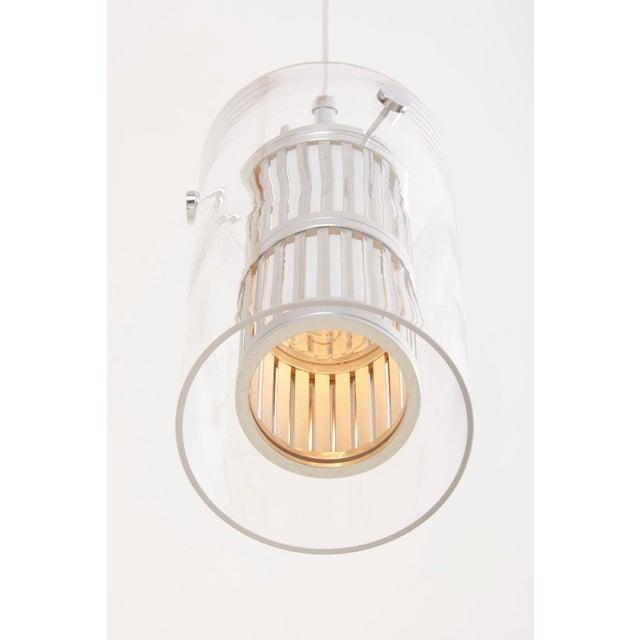 Hans-Agne Jakobsson 1960s Pendant Lamp in Manner of Hans Agne Jakobsson For Sale - Image 4 of 12