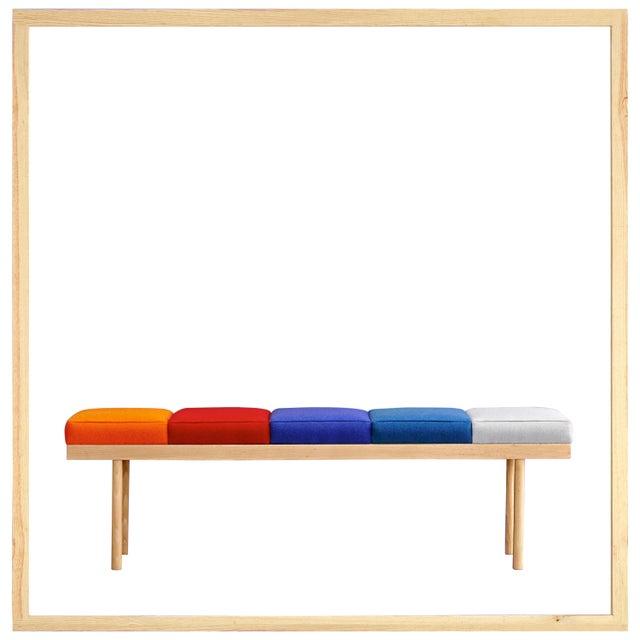 Valentino Bench, Studio Missana For Sale - Image 6 of 6