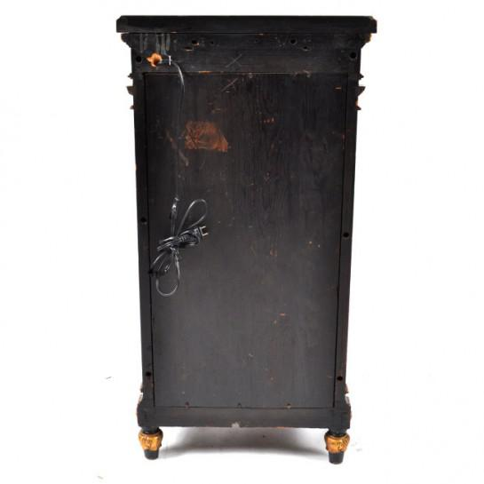 19th Century Antique Sweden Gustavian Cabinet For Sale - Image 4 of 13