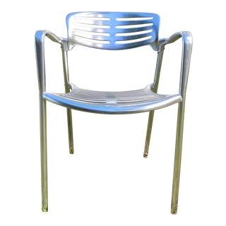 1980s Jorge Pensi Toledo Chair For Sale