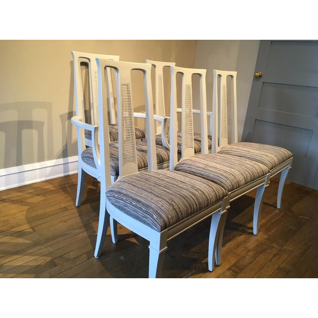 Mid 19th Century Vintage Dining Chairs- Set of 6 For Sale - Image 5 of 7