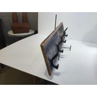 Artesian Made Coat Rack Preview