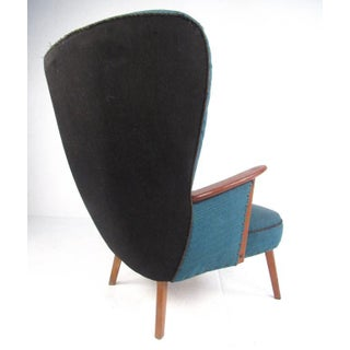 Madsen & Schübel Pragh Wingback Lounge Chair Preview