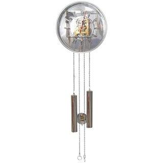1960s Mid-Century Modern George Nelson for Howard Miller Pendulum Wall Clock