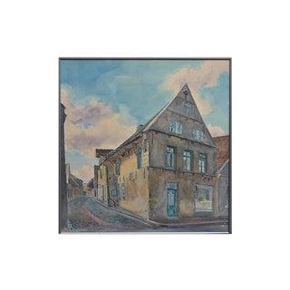 1920s Jeverlo-Wanger Strasse For Sale