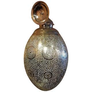 Copper Fez Moroccan Lantern
