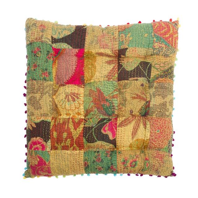 Boho Style Floor Pillows : Boho Chic Floor Cushion Chairish