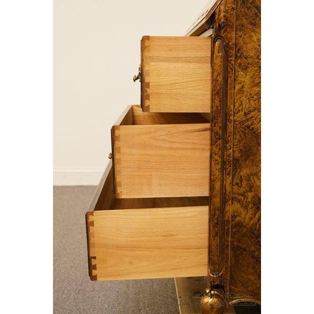 Brown Late 20th Century Vintage Jasper Cabinet Secretary Desk For Sale - Image 8 of 13