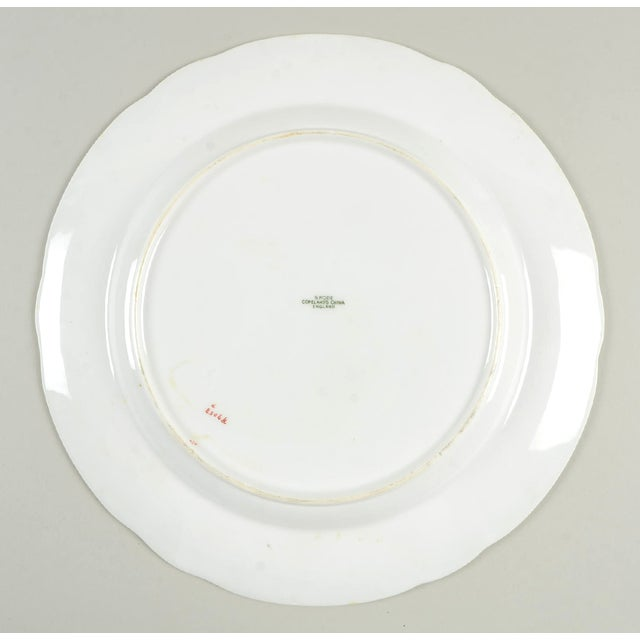 Early 20th Century Spode Dinner Plate - Set of 6 For Sale - Image 5 of 6