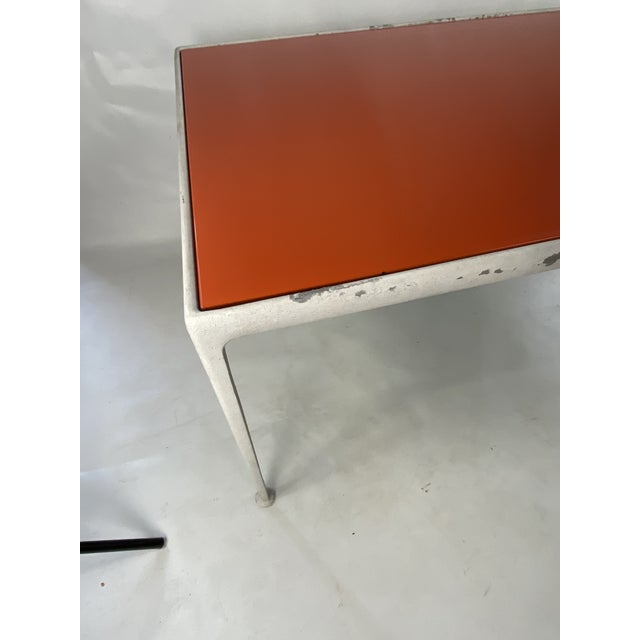 1960s Knoll 1966 Richard Schultz Outdoor/Indoor Dining Table For Sale - Image 5 of 13