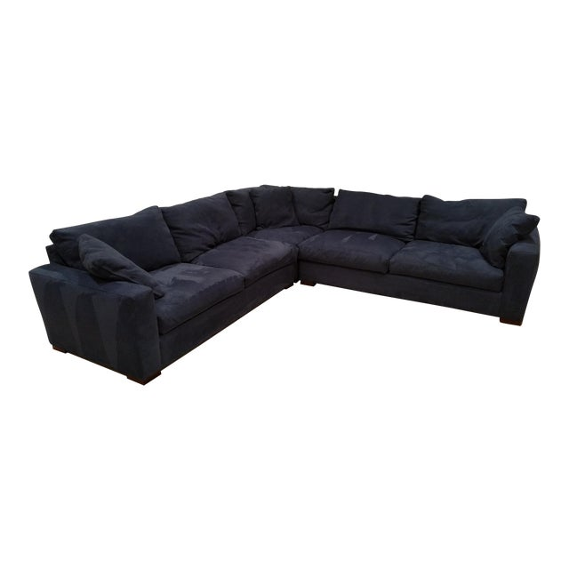 Room and Board Metro Sectional - Image 1 of 5