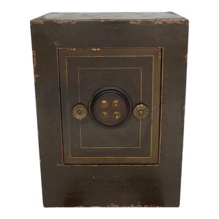 Late 19th Century Antique Spanish Safe For Sale