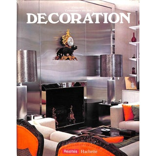 Decoration Tradition Et Renouveau For Sale