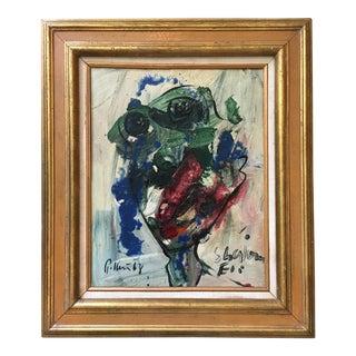 'My Friend Miro' Painting