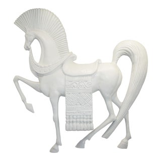 Standing Etruscan Horse in the Style of Frederick Weinberg