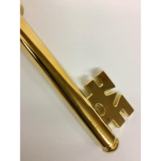 Swiss Bank Golden Key Letter Opener - Image 5 of 11