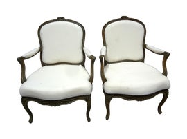 Image of Rococo Accent Chairs