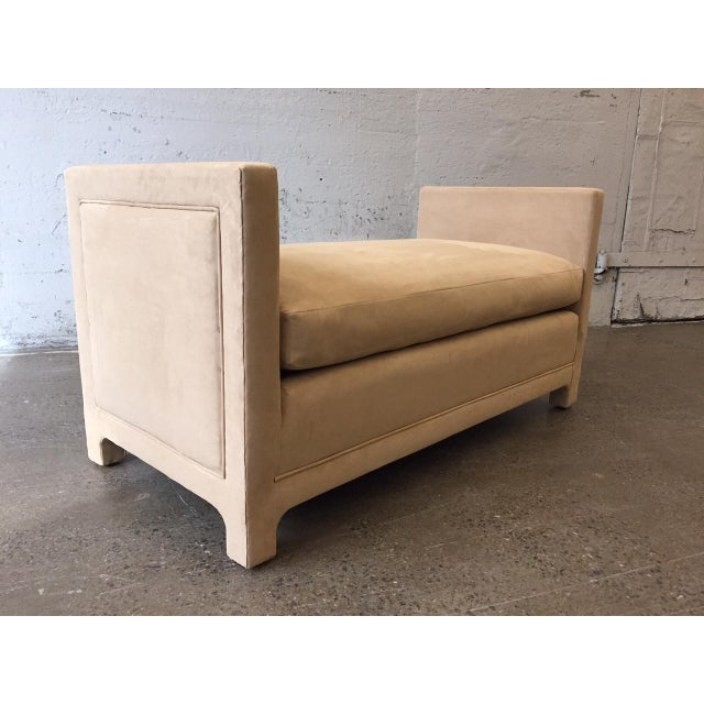 Fabric Flavor Custom Originals Oversized Bench For Sale - Image 7 of 7