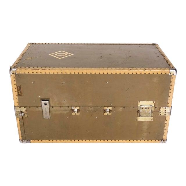 vintage hartman wardrobe trunk - Wardrobe Trunk