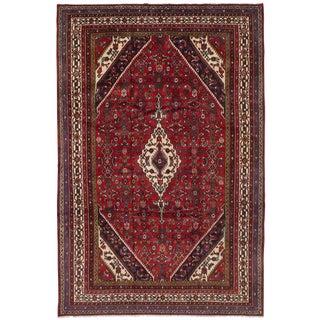 Shahpar Persian Rug - 6′7″ × 10′1″ For Sale