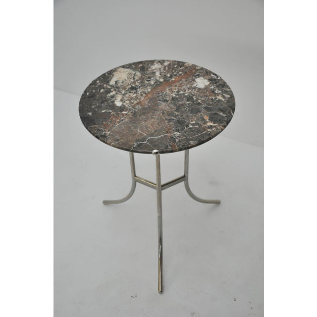 Mid 20th Century Cedric Hartman Side Tables For Sale - Image 5 of 10