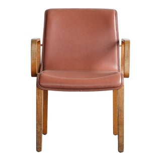 Bill Stephens Bentwood Arm Chair For Sale