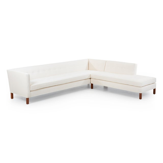 Edward Wormley for Dunbar Sectional Sofa For Sale - Image 13 of 13