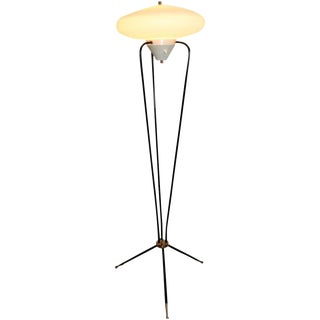 1960's Stilnovo Floor Lamp For Sale