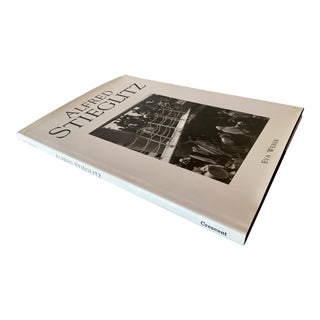 Alfred Stieglitz Coffee Table Book For Sale
