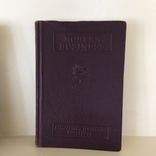 1960s Vintage Leather Books - a Pair Preview