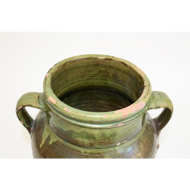 Antique Turkish Oil Pots- Set of 3 - Image 5 of 11