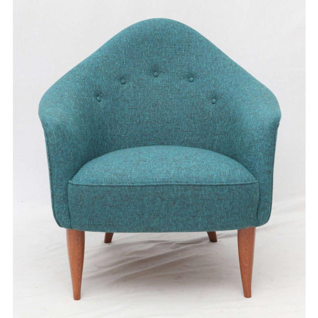 """Kerstin Hörlin-Holmquist """"Little Adam"""" chair Designed in 1958 and Produced by Nordiska Kompaniet. NOTE: We Have Another..."""