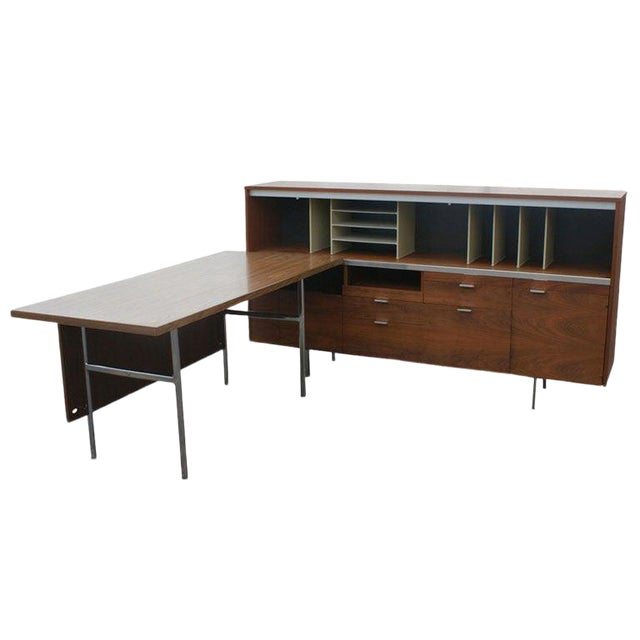 timeless design e8999 8fcf9 George Nelson for Herman Miller Desk and Credenza