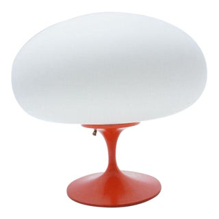 Laurel Mod Orange Table Lamp For Sale