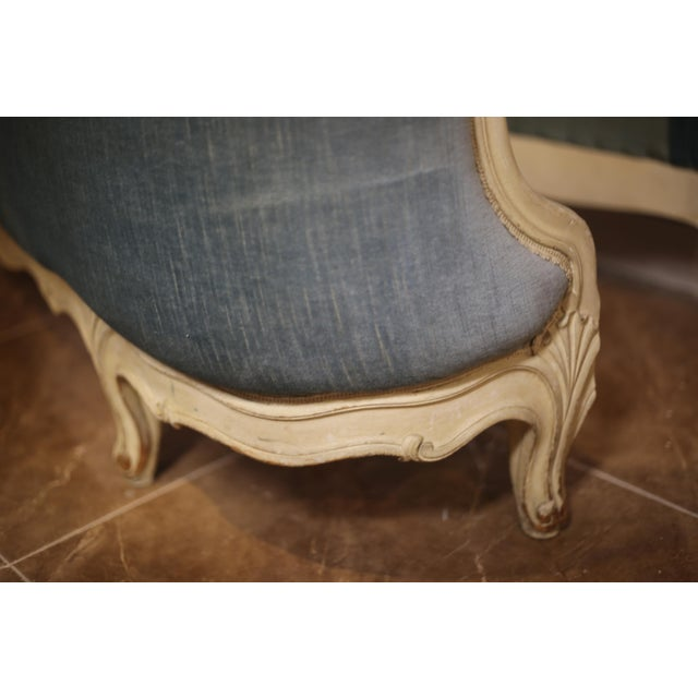 20th Century French Louis XVI Style Bedframe For Sale - Image 4 of 7