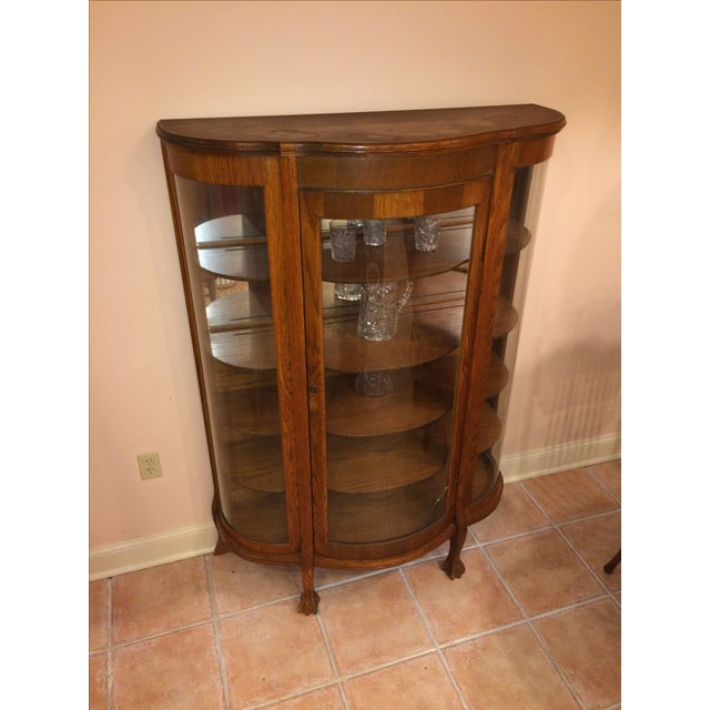 Demilune China Cabinet - Image 3 of 4
