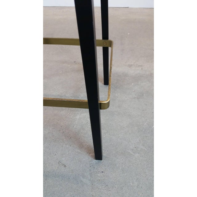 Early Bar Stools by Florence Knoll For Sale - Image 8 of 9